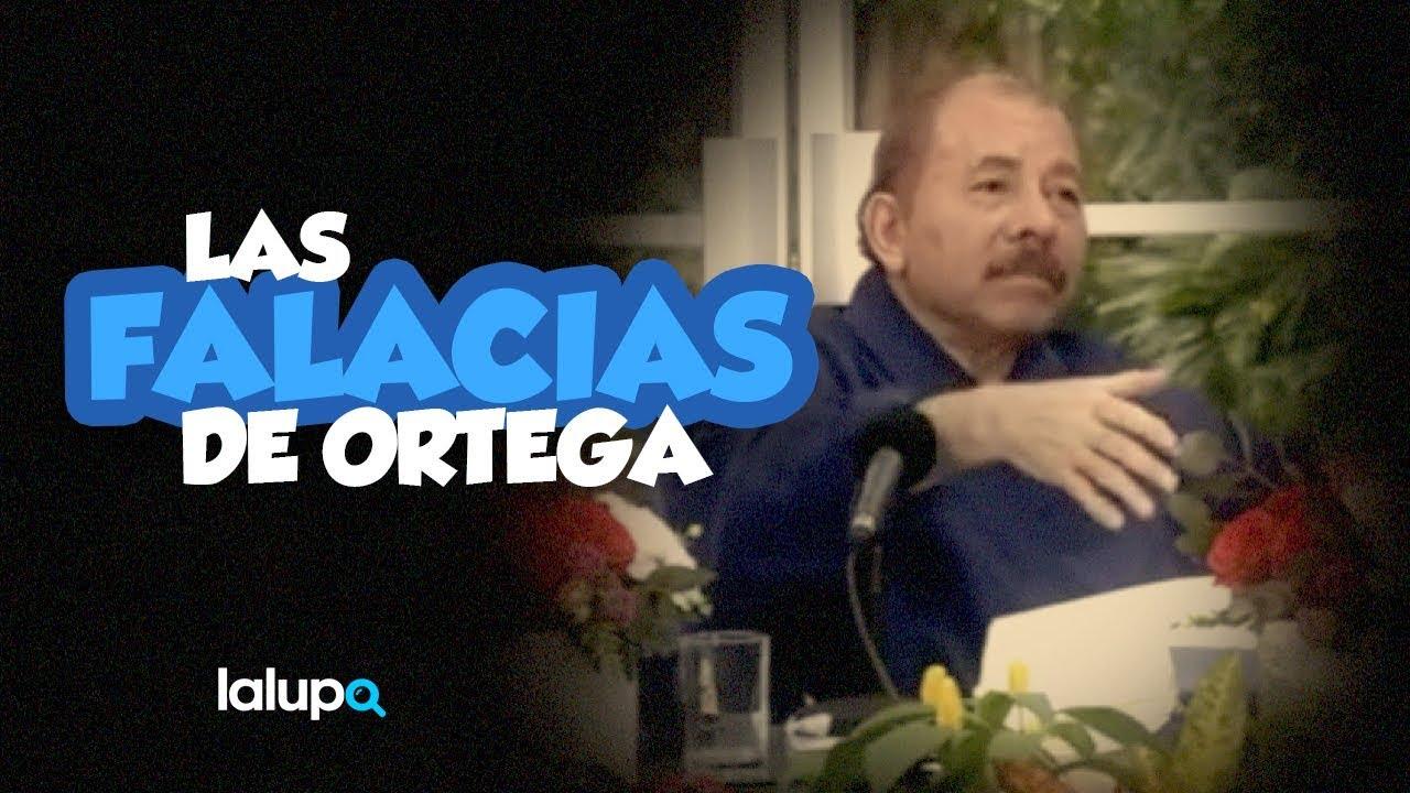 Las falacias de Daniel Ortega