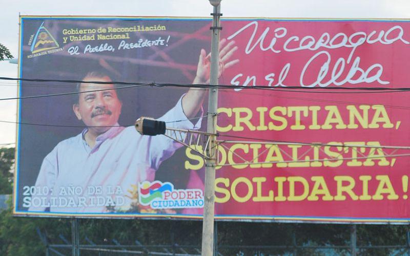 cristianos católicos Nicaragua Daniel Ortega