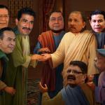 discípulos pastores Daniel Ortega