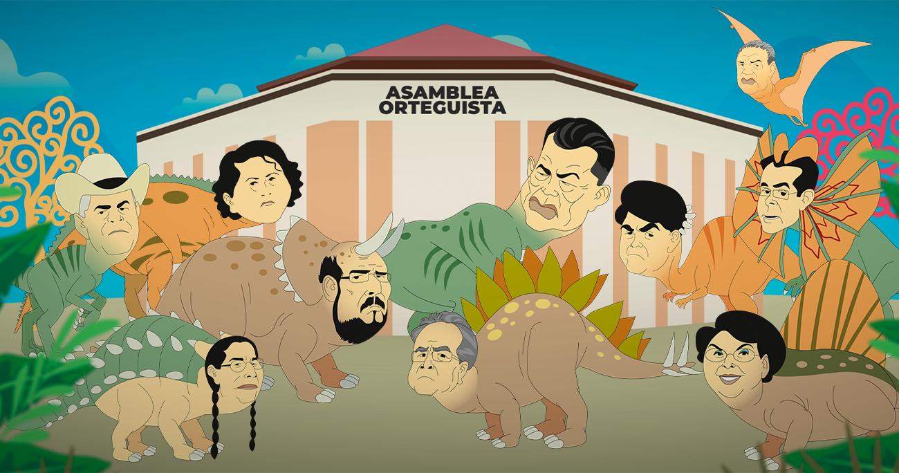 Diputados Nicaragua