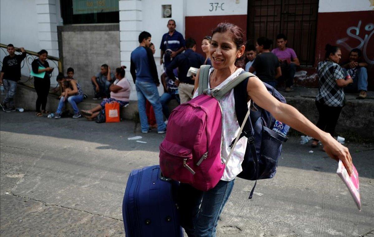 refugiados nicaragua España