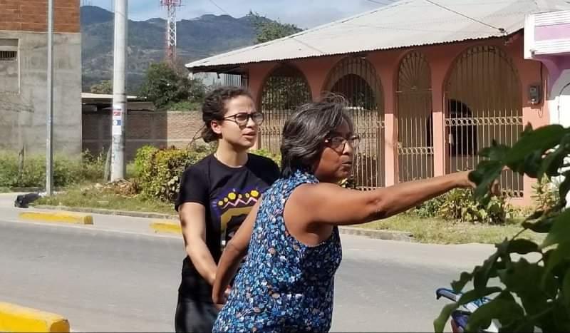 excarcelados políticos asedio policial