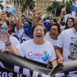 Vilma Núñez defensora de derechos humanos