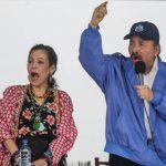 Daniel Ortega y Rosario Murillo