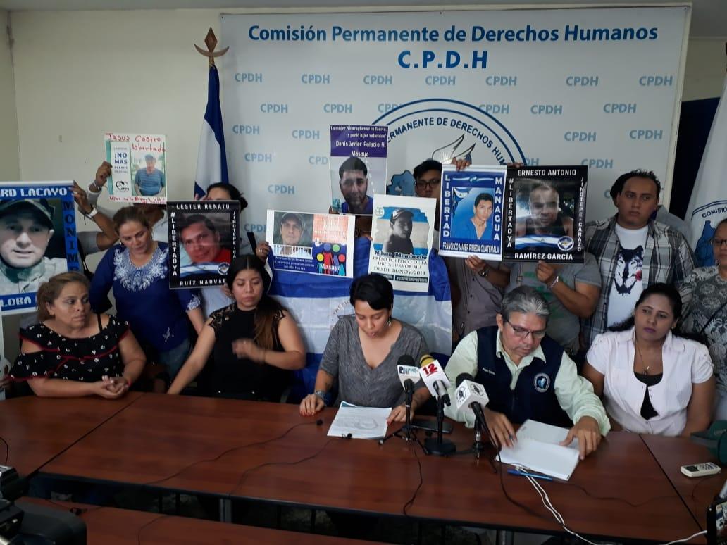 huelga de hambre presos políticos