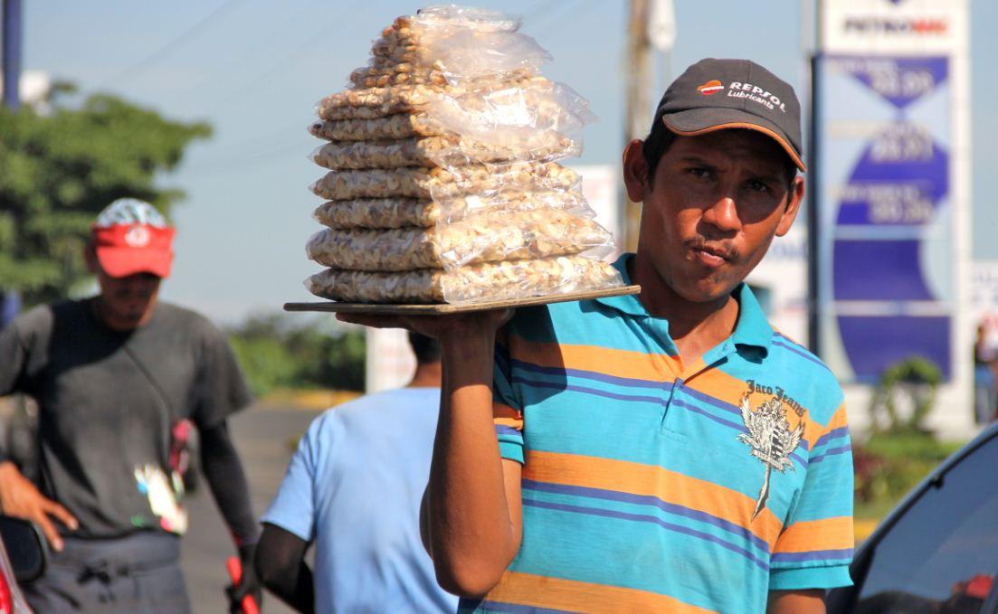 Economía informal crisis económica Nicaragua
