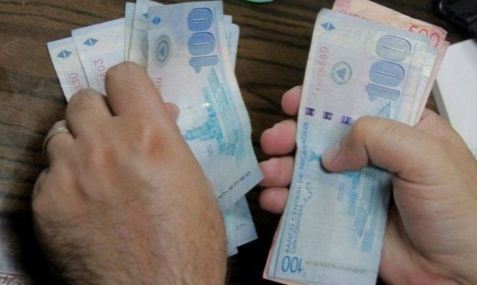dinero Nicaragua