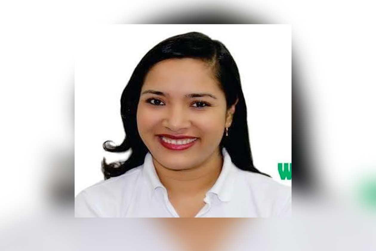 diputada Wendy Guido Partido Conservador Nicaragua