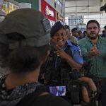 agresión a periodistas nicaragua