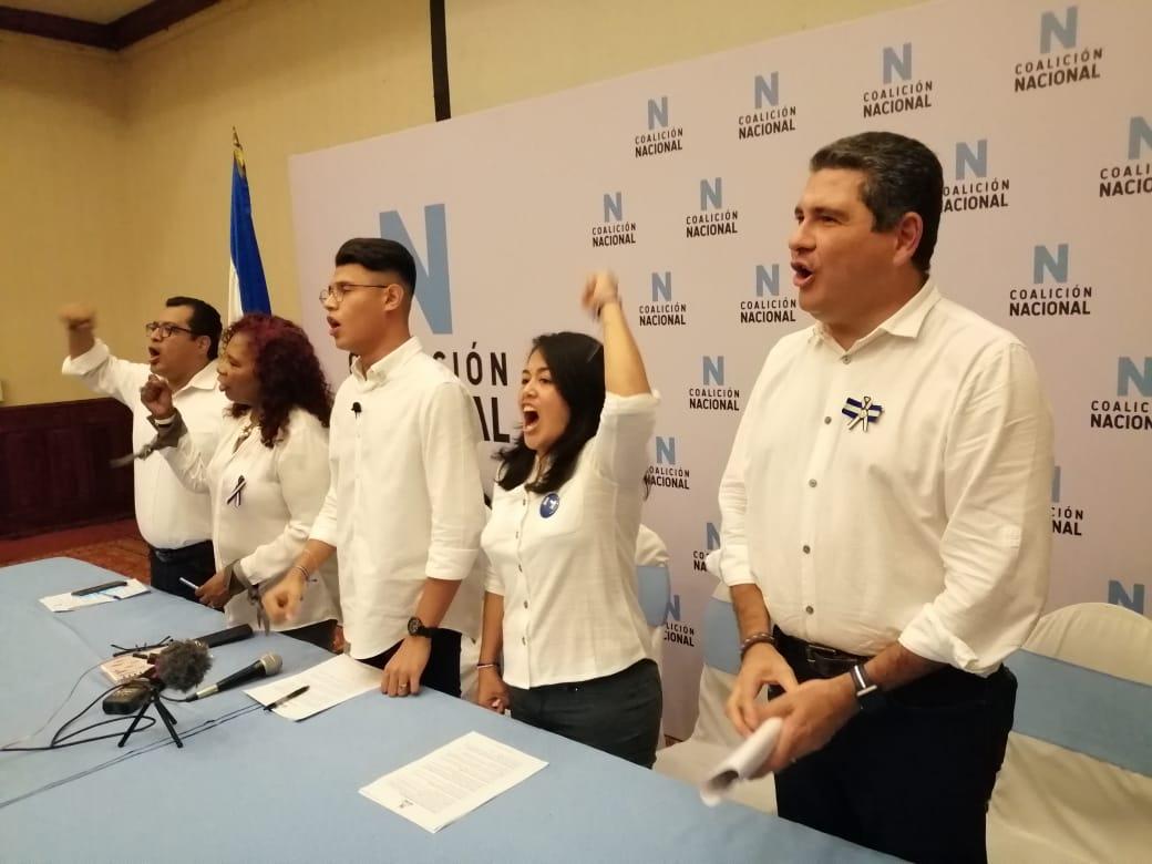 gran coalicion nicaragua elecciones