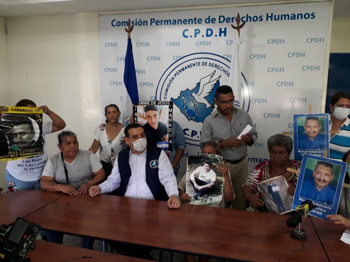 presos políticos covid-19