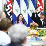 Daniel Ortega aparece coronavirus