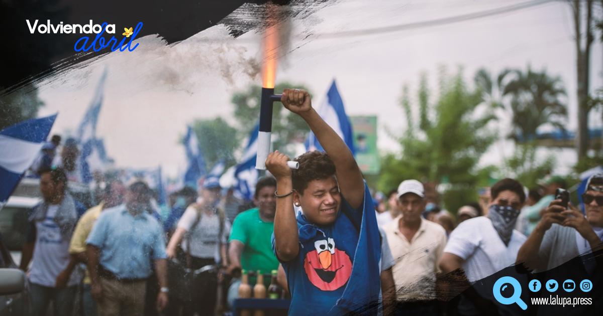 cidh represión nicaragua