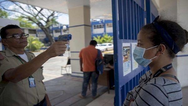 covid_19 Nicaragua
