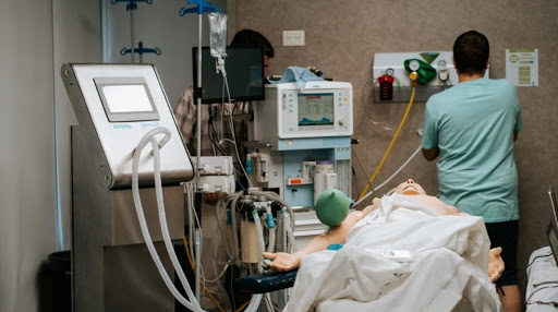 ventilación asistida
