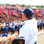 Daniel Ortega 19 de julio