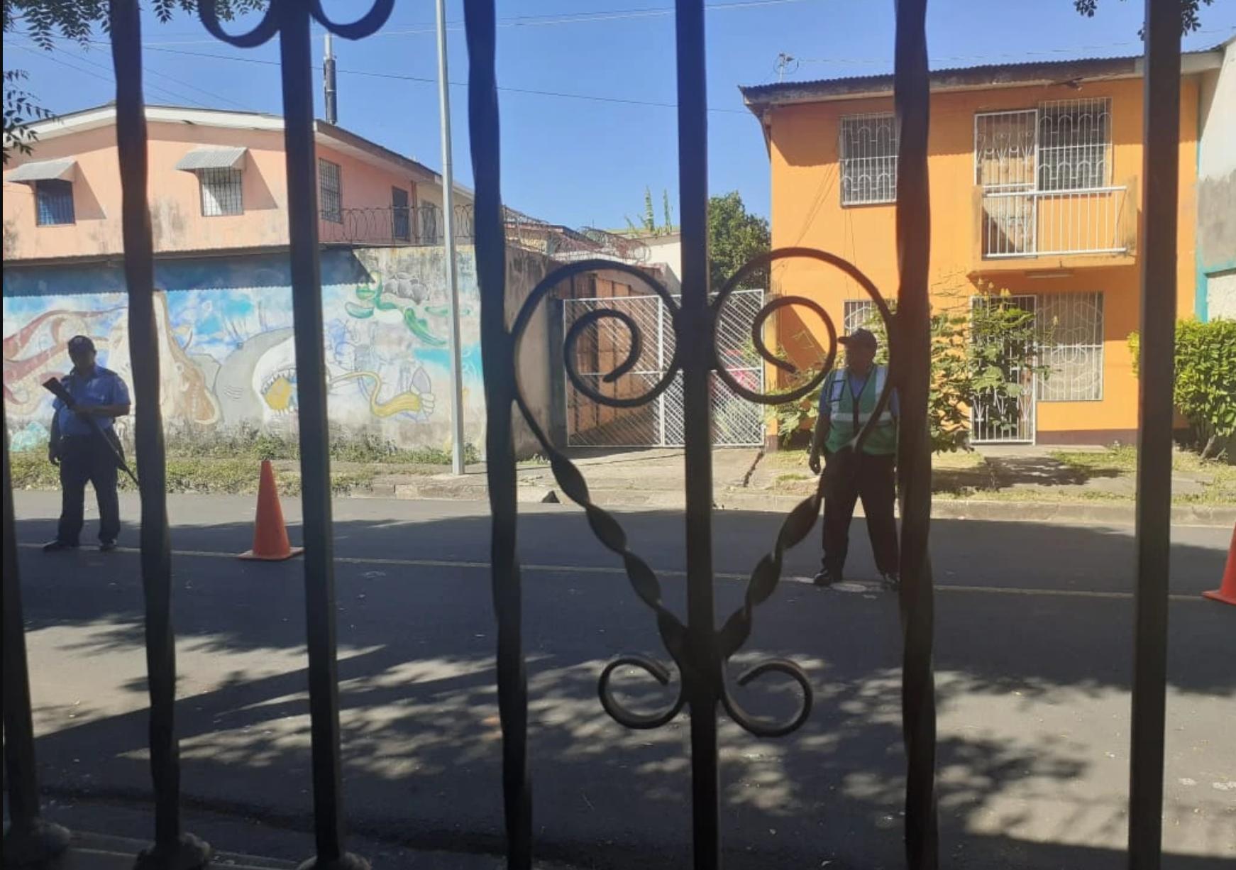 asedio y persecución nicaragua