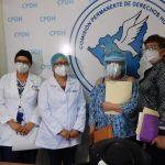 médicos perseguidos