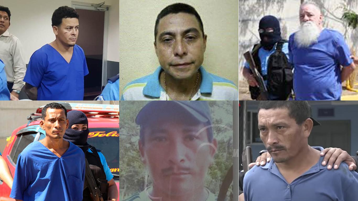femicidas libres nicaragua