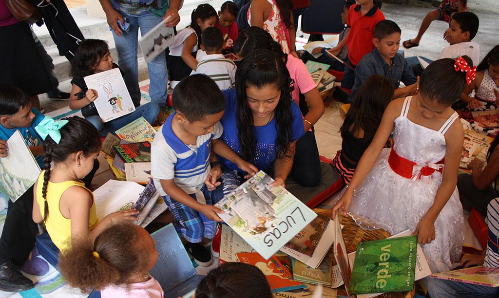Libros para Niños Nicaragua