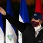 Daniel Ortega mascarilla covid-19