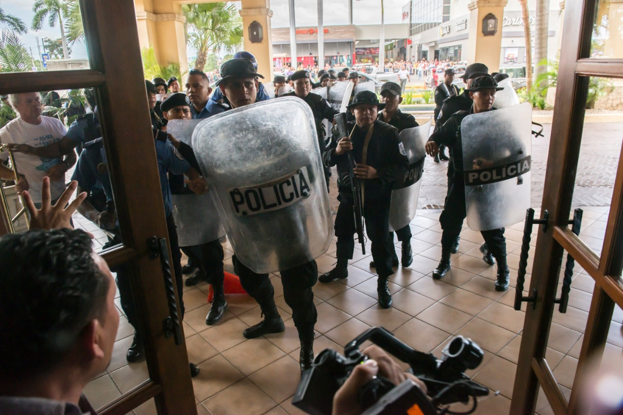 agresiones periodistas