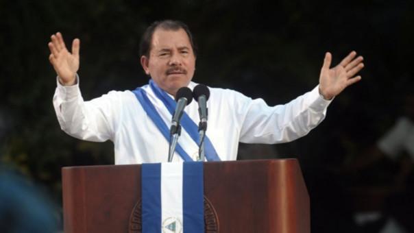 Daniel Ortega candidato presidencial