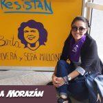 Tamara Morazán Madres de Abril