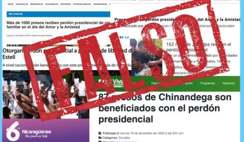 Perdón presidencial