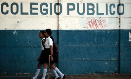 escuelas Nicaragua