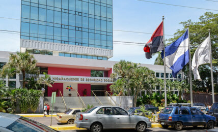 INSS Nicaragua subsidio maternidad