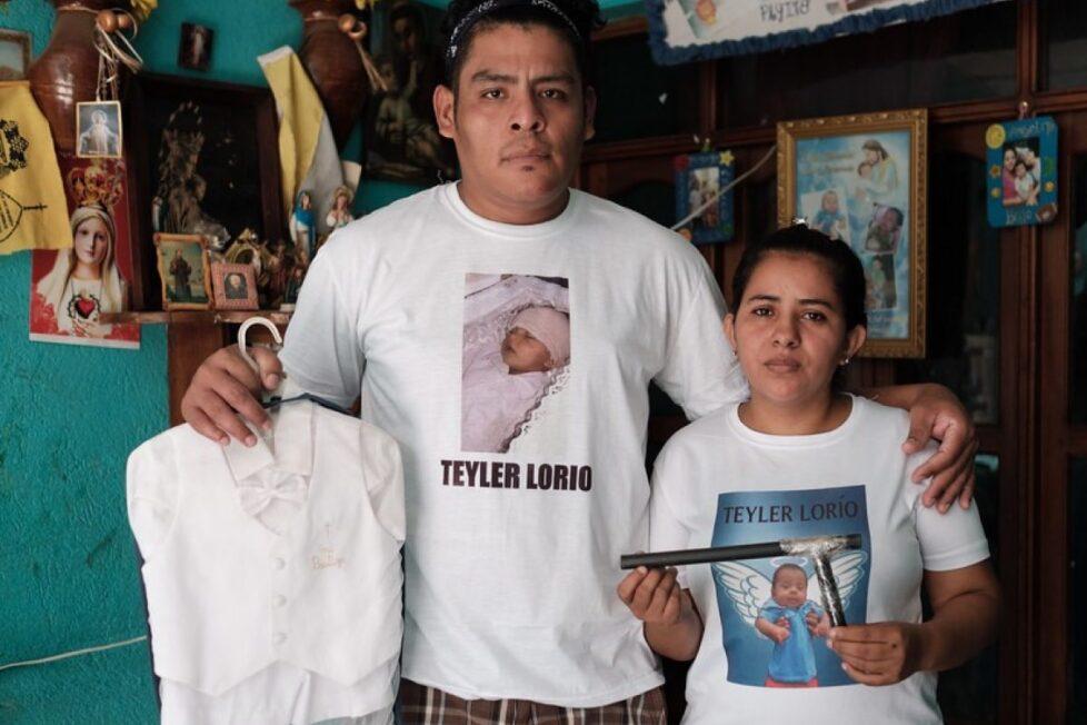 Nelson Lorío papa de Teyler Lorío