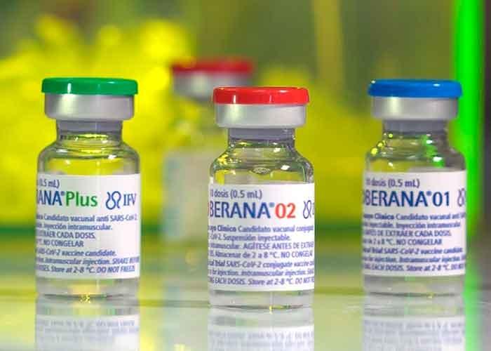 vacunas cubanas COVID-19